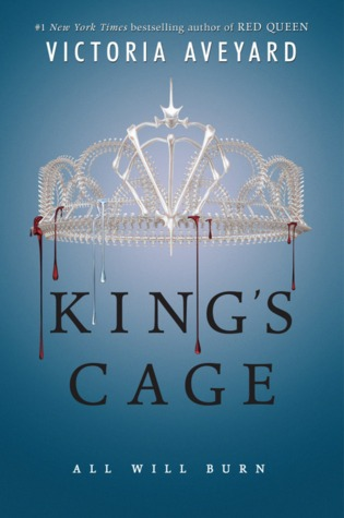 King's Cage by Victoria Aveyard
