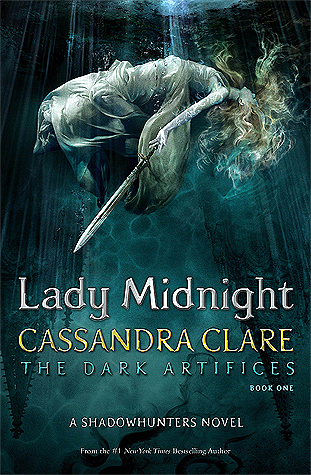 NEW FEATURE:                                          Serial Rewind- Lady Midnight by Cassandra Clare